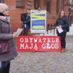 Obywatele mają głos Toruń