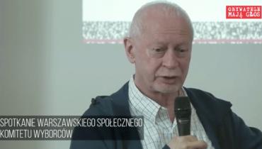 Spotkanie założycielskie SKW 10.03 Warszawa