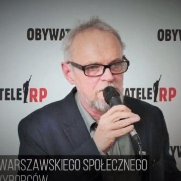 Obywatele Mają Głos. Spotkanie warszawskiego Społecznego Komitetu Wyborców