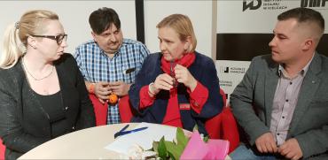 Spotkanie Róży Thun 15.03 Kielce