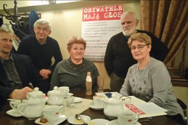 Spotkanie SKW wLegnicy 15.03