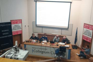 Wysłuchanie obywatelskie – Urszula Kuczyńska iJoanna Scheuring-Wielgus