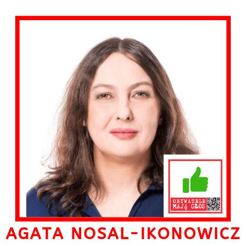 Agata Nosal-Ikonowicz