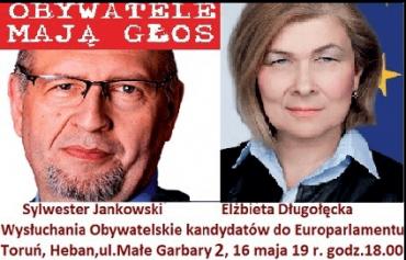 Wysłuchanie obywatelskie Toruń