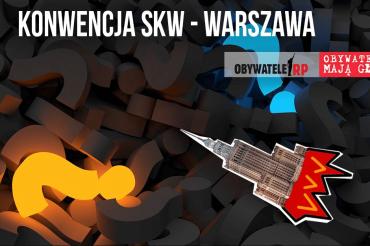 Konwencja SKW Warszawa