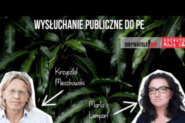 I Wysłuchanie obywatelskie Wrocław