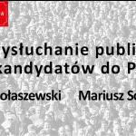 wysłuchanie obywatelskie w Łodzi