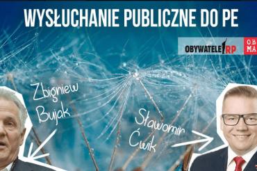 I Wysłuchanie obywatelskie w Lublinie