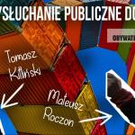 wysłuchanie obywatelskie Lublin
